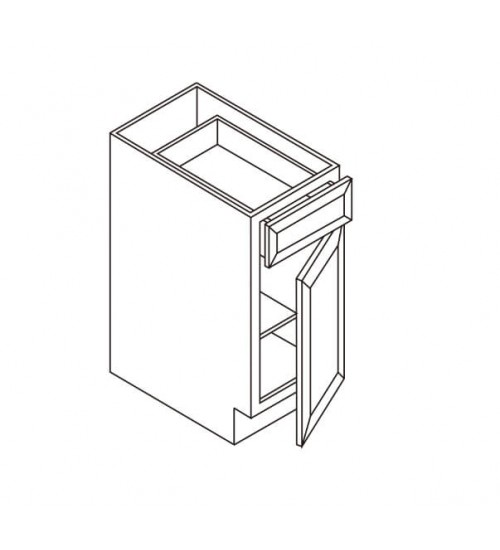 Base 1 Drawer 1 Door – 5