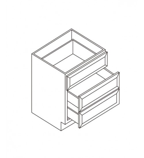 Base 3 Drawers – 2
