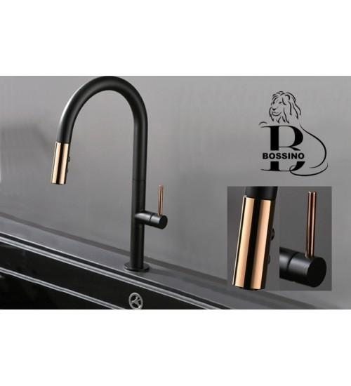 Mason Pulldown -Black- Kitchen Faucet