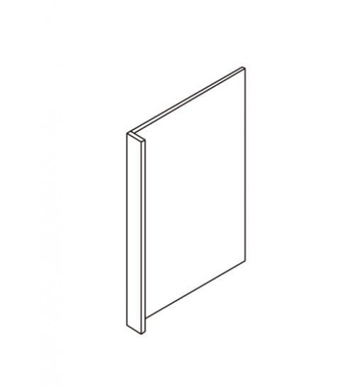 "Refrigerator End Panel 27"" * 84"" With 3"" Return Filler – 8"