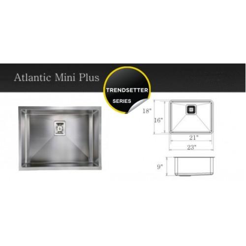 Atlantic Mini Plus- kitchen sink
