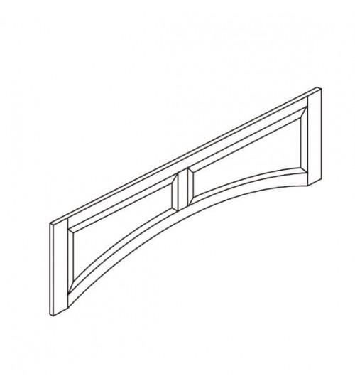 Arch Valance – Large Raised Panel – 6