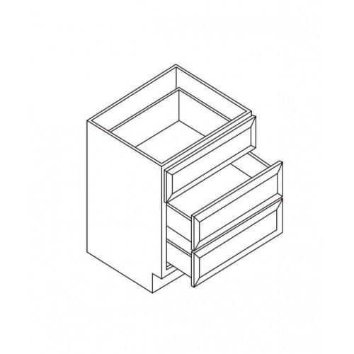 Base 3 Drawers – 8