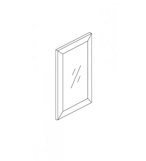 "Glass Door 12""W – 1"