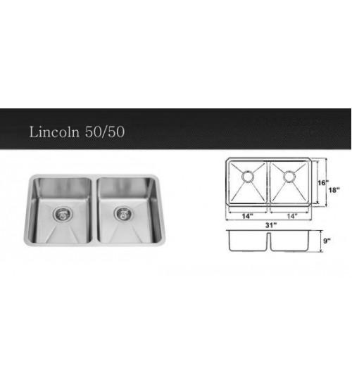 Lincoln 50/50